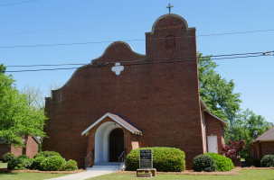Holy Trinity Catholic Church, Orangeburg SC
