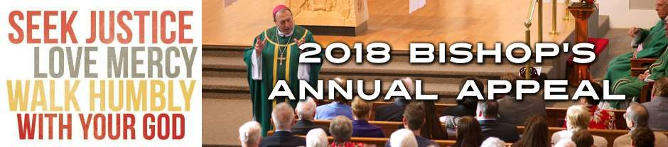 Bishop's Annual Appeal 2018
